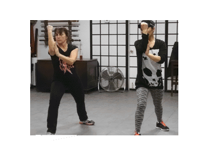 Kung Fu Warrior Women Training!!!