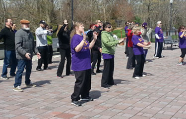 World Tai Chi - Qigong Day!!!