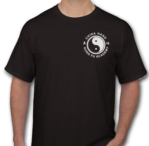 Traditional & Original China Hand Kung Fu Academy T-Shirt